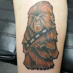 This chewy tattoo is everything