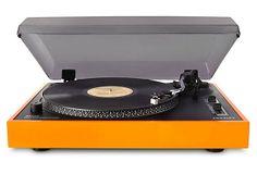 Advance Turntable, Orange on OneKingsLane.com. Crosley