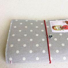Clover & Violet — How to Make a Fabric Traveler's Notebook Midori {Mini Tutorial}