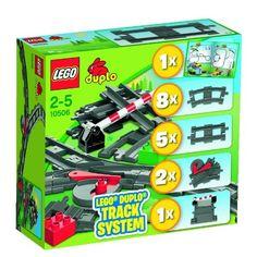 Lego Duplo Eisenbahn 10506 – Eisenbahn Zubehör Set | Your #1 Source for Toys and Games