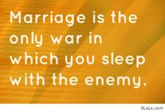 Marriage quote http://9lols.com/marriage-quote/ LOL. feels like it sometimes