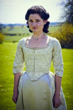 Verity Poldark (Ross' cousin/Francis' sister) (Ruby Bentall) http://www.farfarawaysite.com/section/poldark/gallery.htm