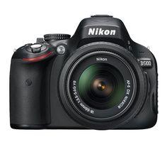 Love this camera the Nikon D5100