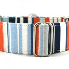 Hound Works -- great looking martingale collars