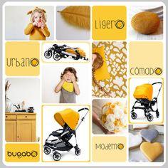Y la idea en #amarillo para el modelo #Bee de A peepear en su #Moodboard para #quieroserembajador #atodocolor #bugabooespana @BugabooES @Madresfera