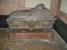 Infant Coffin, Hapsburg Crypts, Vienna, Austria