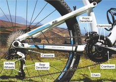 b7e7b154055 Idiot s guide to gear shifting (part1)  cyclingbikewoman Mountain Biking  Women