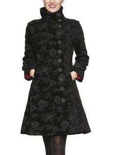 Desigual Coat genna Black - House of Fraser