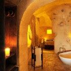 4 star Hotel Sextantio Le Grotte Della Civita Built in… Prehistoric Caves!