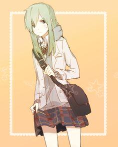 Tags: Anime, Kagerou Project, Kido Tsubomi, Pixiv Id 6425248