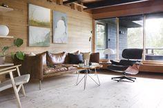 28 bokhyller i alle størrelser og fasonger Interior Inspiration, Building A House, Interior Design, Architecture, Table, Furniture, Home Decor, Conference Room, Interiors