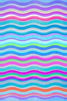 Summer Wave Art Print
