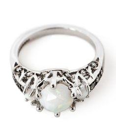 ManiaMania Fine Opal Ceremonial Ring
