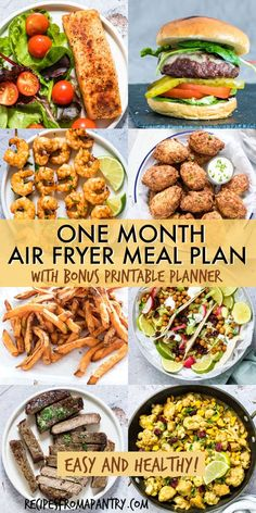 Home Made Doggy Foodstuff FAQ's And Ideas This Air Fryer Meal Plan Includes 4 Full Weeks Of The Very Best Air Fryer Main Meals, Plus An Assortment Of Delectable Air Fryer Sides, Breakfasts And Desserts. Furthermore, To Make Your Meal Planning Even Easier, Air Fryer Recipes Snacks, Air Fryer Recipes Vegetarian, Air Fryer Recipes Low Carb, Air Fryer Dinner Recipes, Healthy Recipes, Easy Recipes, Healthy Foods, Group Recipes, Instant Recipes
