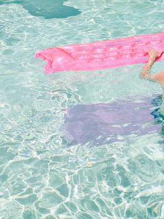 Pool float.