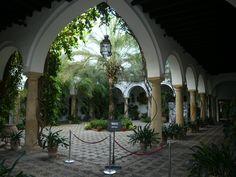 Patio Palacio de Viana,Cordoba,España. www.bodegasmezquita.com