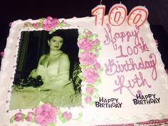 Publix Cake Decorator Job Description : 100th Birthday Gift - 100 Year Old Birthday Gift ...