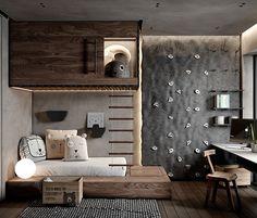 Hotel Room Design, Kids Room Design, Game Design, Web Design, House Design, Room Interior, Interior Design, Luxury Home Furniture, Industrial Interiors