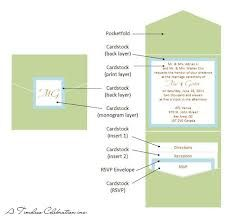 parts of wedding invitation - Google Search