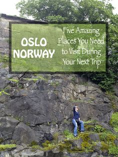 Five amazing places you need to visit in Oslo, Norway! You won't be disappointed.