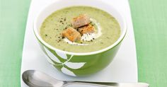 This vegie soup has it all - it's yummy, packed with vitamin C and budget-friendly, too.