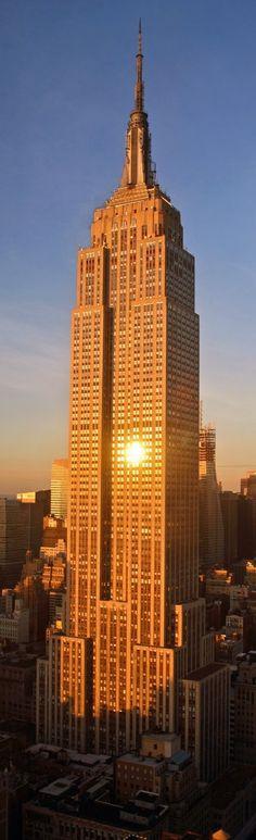 empire state building | ... : Série: As 7 maravilhas do mundo moderno: 3º Empire State Building
