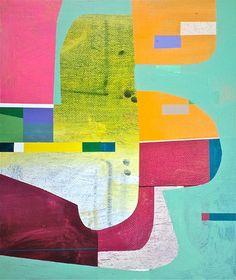"Saatchi Online Artist Jim  Harris; Painting, ""Stereo."" #art"