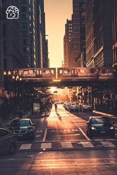 Golden City Street (Color) Art Print by NoColorDesigns - X-Small Wallpaper Tumblr Lockscreen, Wallpaper Sky, Beautiful Wallpaper, Phone Wallpapers, Urban Photography, Creative Photography, Street Photography, Landscape Photography, Cityscape Photography