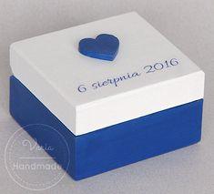 Pudełko na obrączki_na zamówienie Handmade, Hand Made, Handarbeit