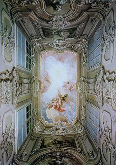 The Winter Palace of Prince Eugene of Savoy,Vienna