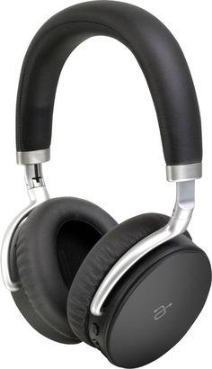 Aluratek Wireless TV Streaming Kit with Bluetooth in Black - ShopStyle Clothing Bluetooth Headphones, Over Ear Headphones, Audio Sound, Irish Men, Headset, Cool Things To Buy, Tv Streaming, Kit, Black