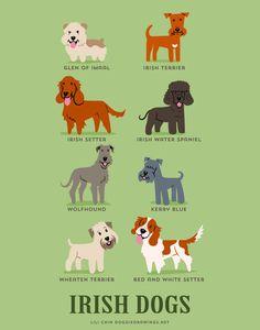 外国人「世界各地域で原産の犬の種類をまとめると」海外の反応|暇は無味無臭の劇薬