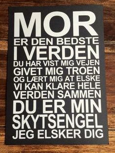 Jeg elsker dig Cutest Thing Ever, Life Skills, Sentences, Told You So, Thoughts, Writing, Sayings, Quotes, Random