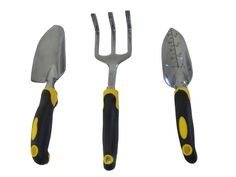 Bekith 3 Piece Softouch Garden Tool Set. Made from High Quality Anti-Corrosion Aluminium. Simply Rinse Off or Hose Off When Done. Large ergonomic handles with rubber palm rest and contoured finger grip reduce hand and wrist fatigue. Ideal for gardeners who have difficulty holding tools with small or narrow handles. This high quality, light-weight gardening tool set includes a TROWEL, TRANSPLANTER and CULTIVATOR / RAKE. Curved heads and forked tines make breaking up tough soil easy. Ideal…