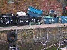ha ha very funny