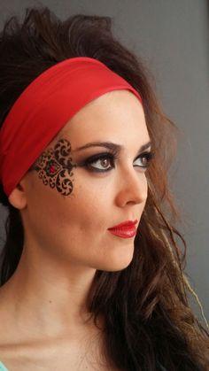 Mejores 122 Imagenes De Chasing Pirate En Pinterest En 2018 - Maquillaje-de-pirata-para-mujer