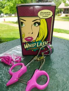 Smith and Blessings: Whiplash Eyelash Curler by Crave Naturals