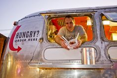 Gourdoughs is one of many popular food trailers and trucks in Austin Mobile Catering, Catering Food, Catering Ideas, Airstream, Coffee Trailer, Mobile Cafe, Mobile Food Trucks, Food Park, Meals On Wheels