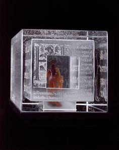 "Antoine Leperlier, ""Effets de la memoire XIII"" 30x26x26 cm."