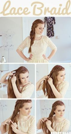 Hair style: 5 Best Braid Hair Tutorials