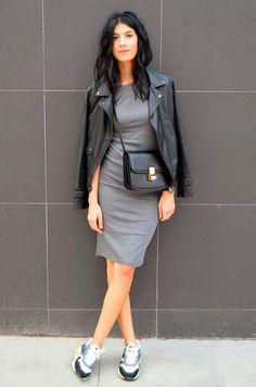 Já planejando o final de semana, looks modernos e confortáveis são as melhores opções e uma combinação que sempre dá certo é Vestido com tênis! Pode ser um vestido mais curto, mais evasê ou mais reto, ou um vestido mais longo, de preferência com fendas laterais e para deixar o look confortável e moderno, o …
