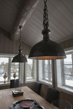 Interior Lighting Tips for Log Cabins Firewood Logs, Modern Interior, Interior Design, White String Lights, Cabin Lighting, A Frame House, Log Cabin Homes, Interior Lighting, Home Renovation