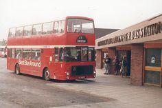 Glenrothes Bus Station September 1987