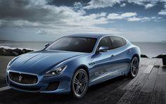 Zo moet de nieuwe Maserati Quattroporte worden