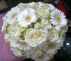 germini wedding bouquet
