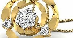 Never adjust with old fashion jewels, johareez offers you latest designed gold jewellery to shop online in india!