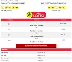 Check the LATEST results for Daily Lotto South Africa here! Our page is automatically updated every day! You can also check historical results! Lotto Lottery, Lottery Winner, Lottery Tickets, Lotto Results, Lotto Winning Numbers, Daddy Quotes, National Lottery, Casino Slot Games, Play Slots