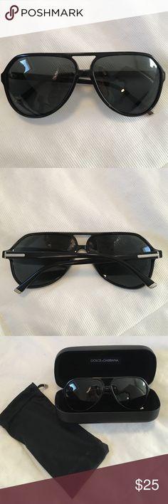 Dolce Gabbana Sunglasses Dolce Gabbana black sunglasses Dolce & Gabbana Accessories Sunglasses