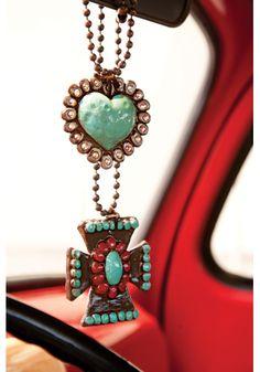 Sookie Sookie necklace! Love her and her stuff :)