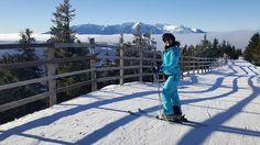 Back on the slopes! #ski #Poiana